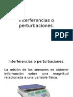 3 Interferencias o Perturbaciones