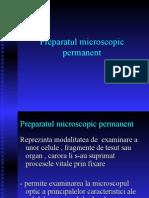 Preparatul Microscopic Permanent Lp2