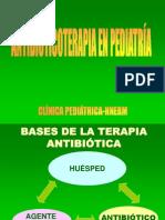 Antibiotic Oter Apia en Pedi Atria