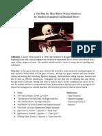 Short Horror Fiction Overview