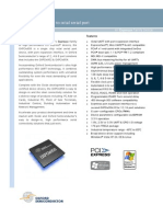 Oxford Semiconductor PCIe