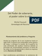 BioPoder y Racismo en Foucault