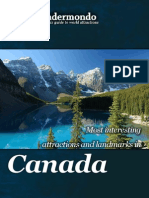 Landmarks and attractions in Canada