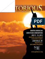 2013 NACC Program Book
