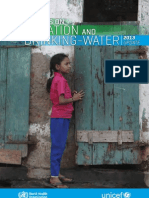 Progress on Sanitation and Drinking-water - 2013 Update