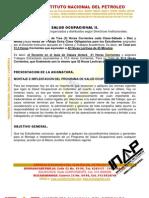 Asignatura Salud Ocupacional II
