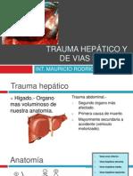 Trauma hepatico.pptx
