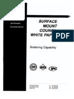 Soldering Capability_IPC's SMC White Paper