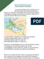 La Alta Edad Media Resumen Resumen Word 2013