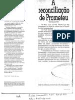 1989 A reconciliação de Prometeu LYRA FILHO