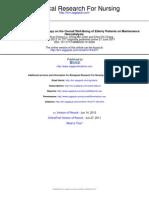 Biol Res Nurs 2012 Lin 277 85