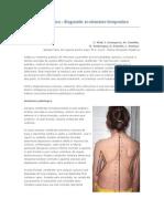 Scolioza idiopatica