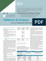 Articulo Validacion de Limpieza en La Industria Farmaceutica (II) Www.farmaindustrial.com (1)