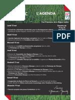Agenda 2013 Semaine 20