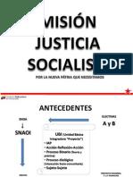Mision Justicia Socialista
