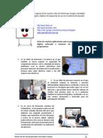 Actividad 10.1 Aplicaciones de La Pizarra Digital