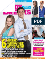 Study Breaks Magazine- May 2013, Austin