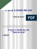 El amor a través del cine