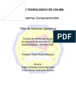 02 Configuración Active Directory