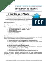 MIssões para Ministério Infantil - Lição 2