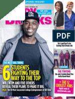 Study Breaks Magazine- May 2013, Houston
