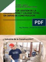 Conferencia XIV CONIC - Ing. Ricardo Rosell de Almeida