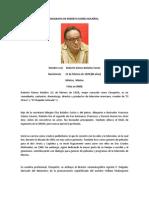 BIOGRAFIA DE ROBERTO GOMEZ BOLAÑOS