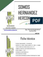 Encuesta Hercon Mayo 2013