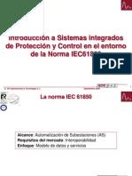 1 - Introducción. SIPCO IEC61850 Chile 200909