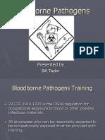 Bloodborne Pathogens 17398
