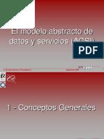 2 - ACSI. Modelado IEC61850 Chile 200909