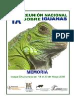 Memorias Iguanas