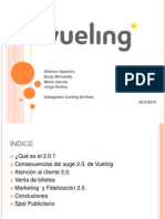 Presentación Vueling
