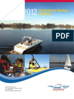 Recreational Boating Statistics 2012