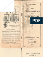 The Mysterious Origin of the Rosicrucians (1928).pdf