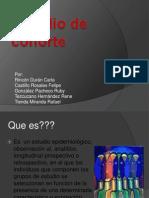 enqueconsisteunestudiocohortes-091216162248-phpapp02