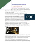 La Radio Como Medio Audiovisual