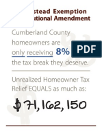 Homestead Exemption, Cumberland County