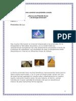 Como Construir Una Piramide Madre