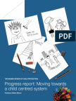 Progress Report Moving Towards a Child-centred System Munroe May 2012