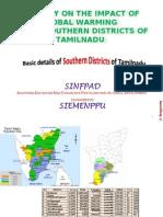 Tamilnadu's Southern Districts
