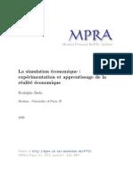 MPRA Paper 3772