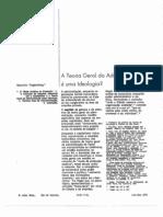A teoria geral da administração é uma ideologia_Maurcio-Tragtenberg.pdf