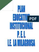 P.E.I. 2013 en Reestructurac