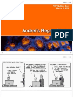 Andrei's Regex Clinic - PHP Quebec 2009