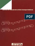 Manual de Calculo de Fajas Transportadoras Pirelli