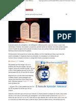 Lei Moral x Leis Cerimoniais - Graça Maior - Verdades Bíblicas