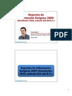 307-InfoExogena2009-P1