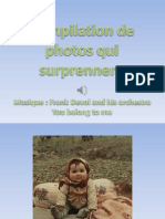 Compilation de photos qui surprennent.pps