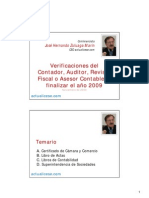 261-ListaChequeoAuditorRevisorFiscalCierre2009Parte1